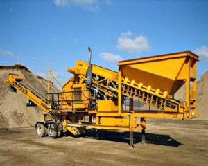 cement crushing plant