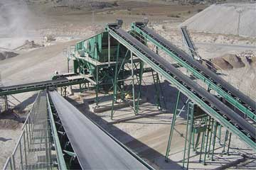 cement crushing