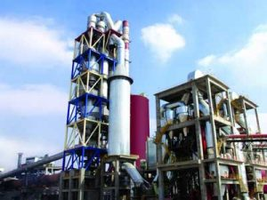 5000 tpd cement production line project of AGICO