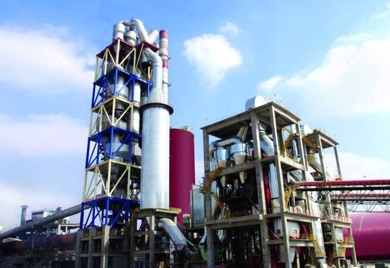 5000TPD cement plant project