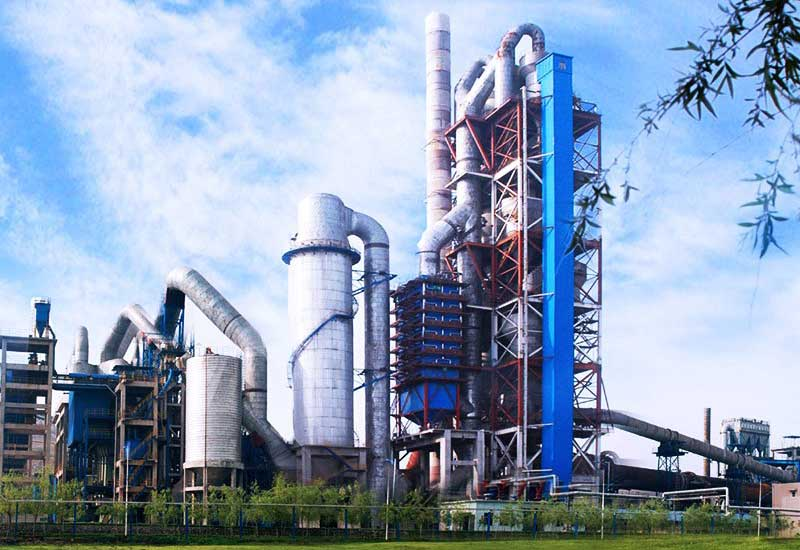 800tph cement manufacturing plant project of AGICO
