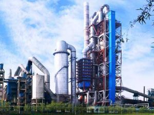 800tph cement plant project