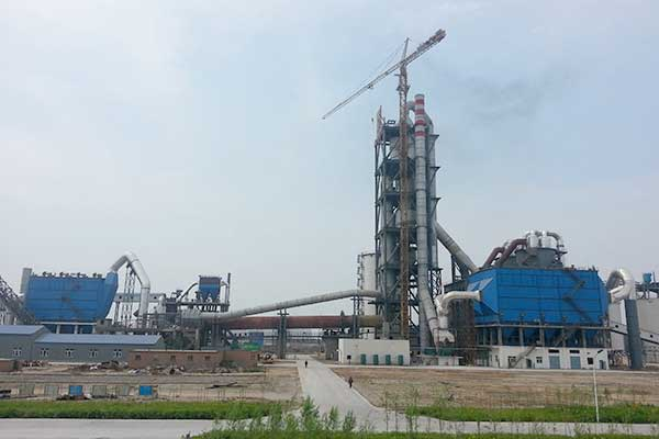 benefit of cement plant project