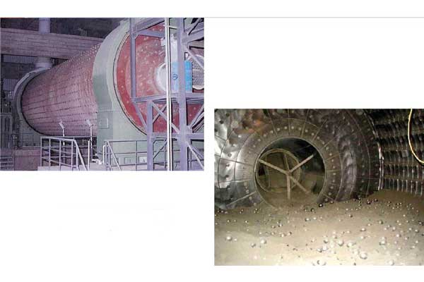 cement mill process