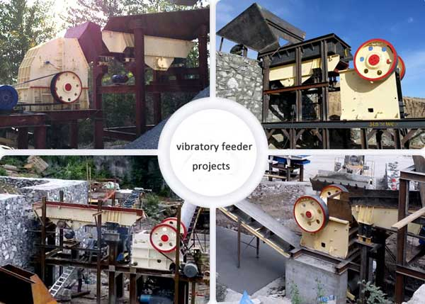 vibratory feeder project