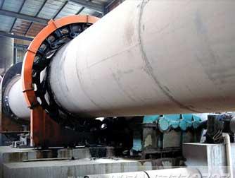 rotary kiln debugging