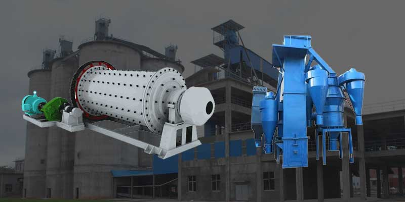 cement mill ans cement separator