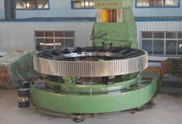 Gear Rolling Machine