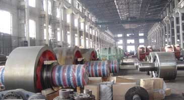 rotary kiln workshop