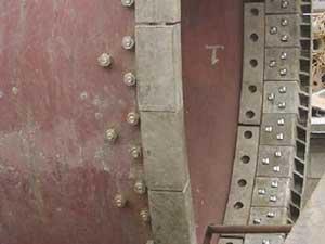 back iron