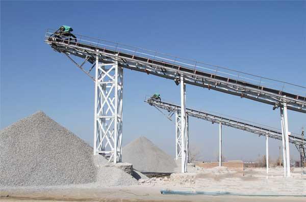 belt conveyor project