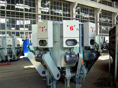 cement packing machine