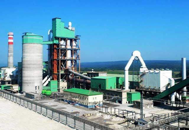 8000tpd cement production line project