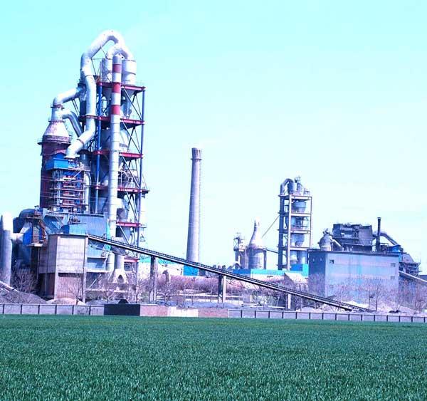 advantages of cement production line
