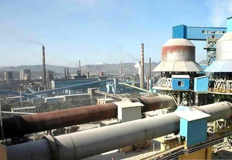 10000tpd cement production line