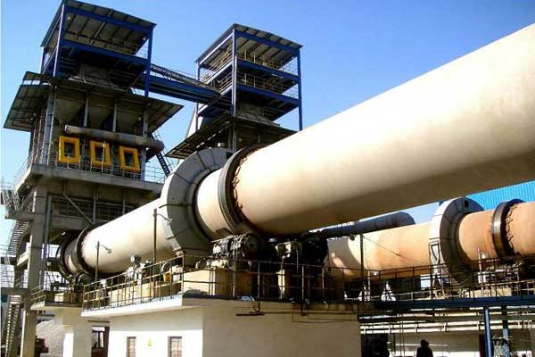 dry process cement production line