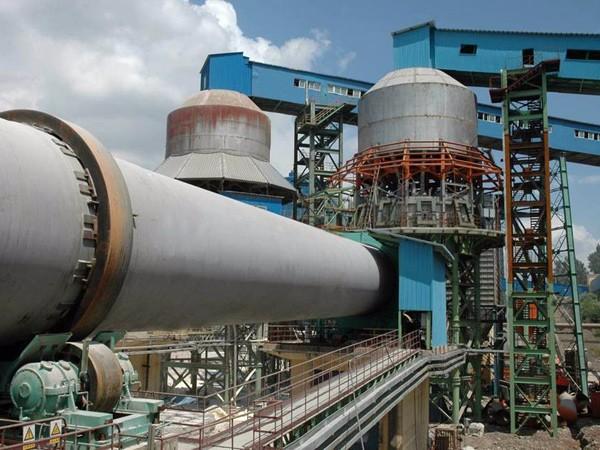 gypsum rotary kiln